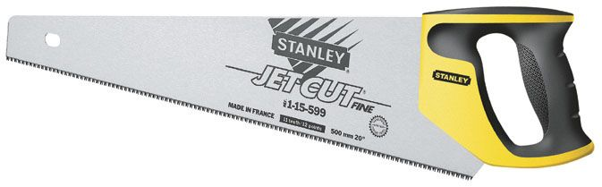 "Ножовка 20""H/POINT STANLEY JET CUT FINE 2-15-599"
